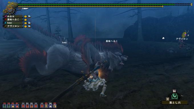 はじめてのオルガロン戦☆雌響狼ノノ・オルガロン