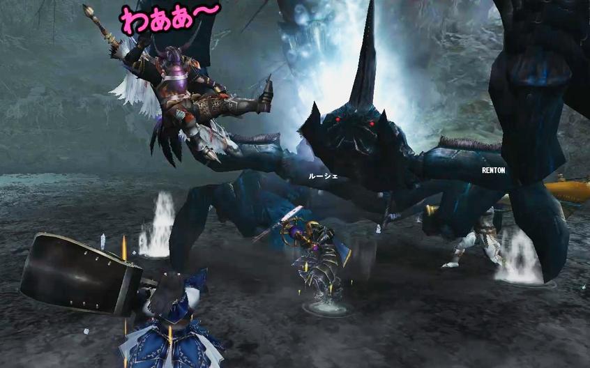 打上げ花火で完全破壊☆灰晶蠍アクラ・ジェビア